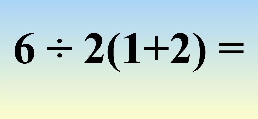 Eles Lancaram Um Problema De Matematica Que Parecia Simples Mas Dividiu O Mundo Sabedoria Pura